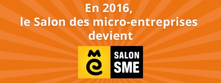 Salon des micro entreprises sme 2016 for Salon des entreprises