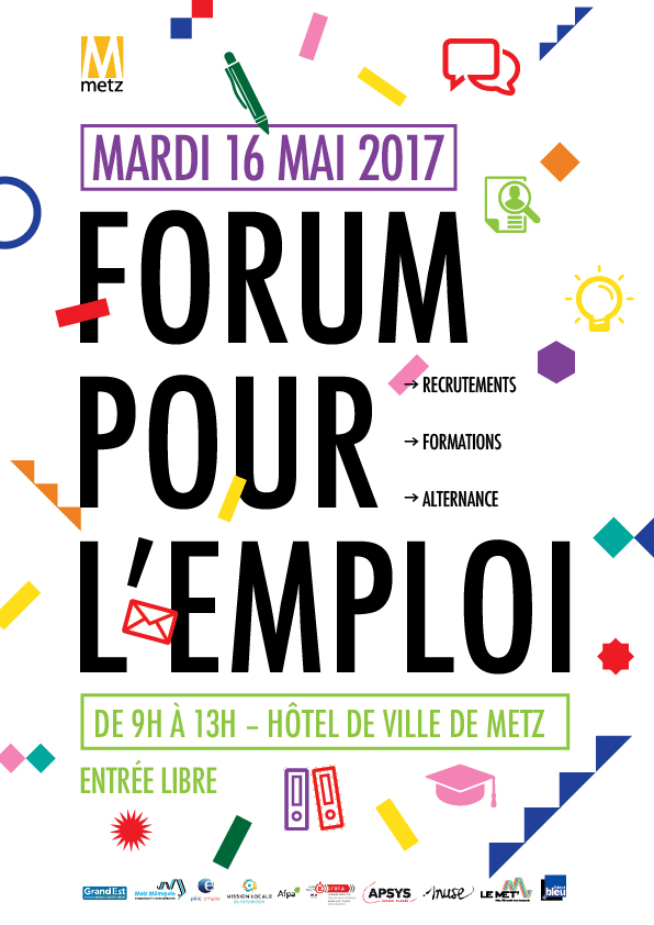 forum pour l u0026 39 emploi  metz